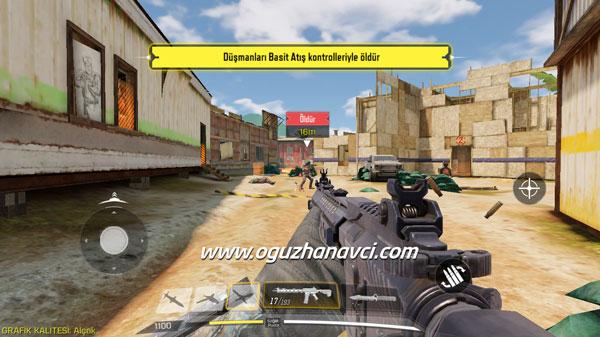 Call of Duty Mobile Nasıl Oynanır? CoD Mobile Türkçe