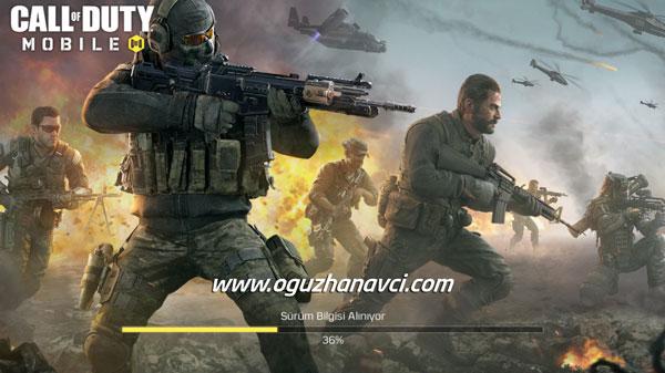 Call of Duty Mobile Nasıl İndirilir, Nasıl Yüklenir