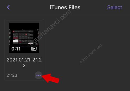 Bilgisayardan iPhone'a Video - Dosya - Foto Atma - Resimli Anlatım 2021