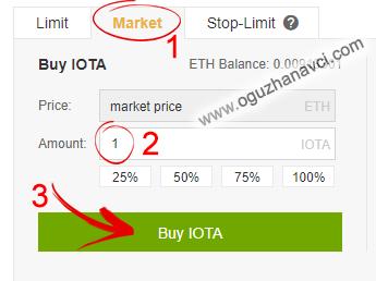 Bitcoin - Altcoin Nasıl Alınır? Binance Altcoin IOTA - XRP - TRX Alma
